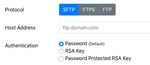 ads.txt FTP upload